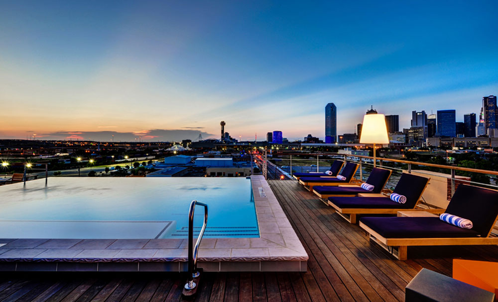 Best Hotel Pools In Dallas D Magazine
