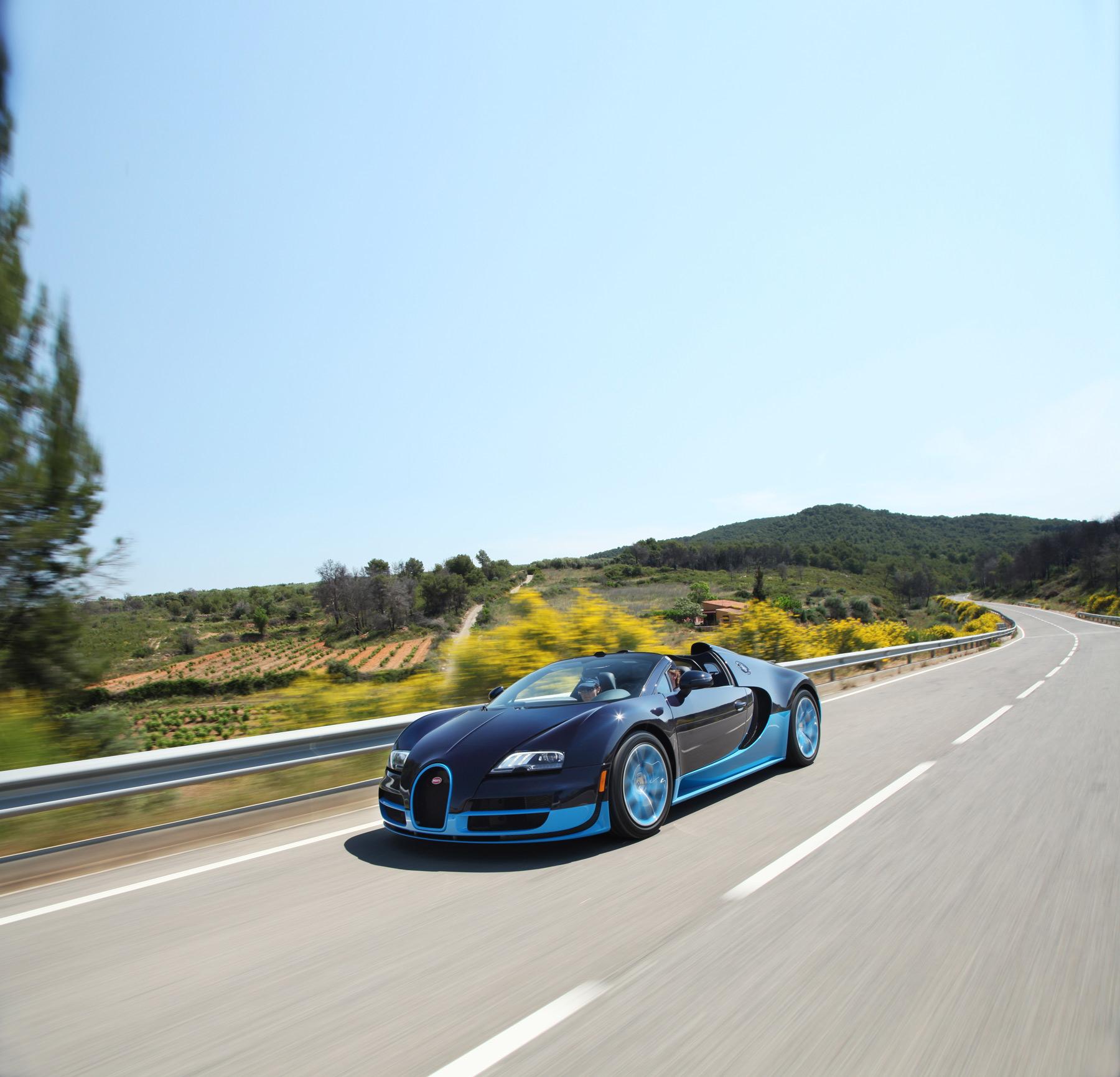 Bugatti Sport: Auto Review: Bugatti Veyron 16.4 Grand Sport Vitesse