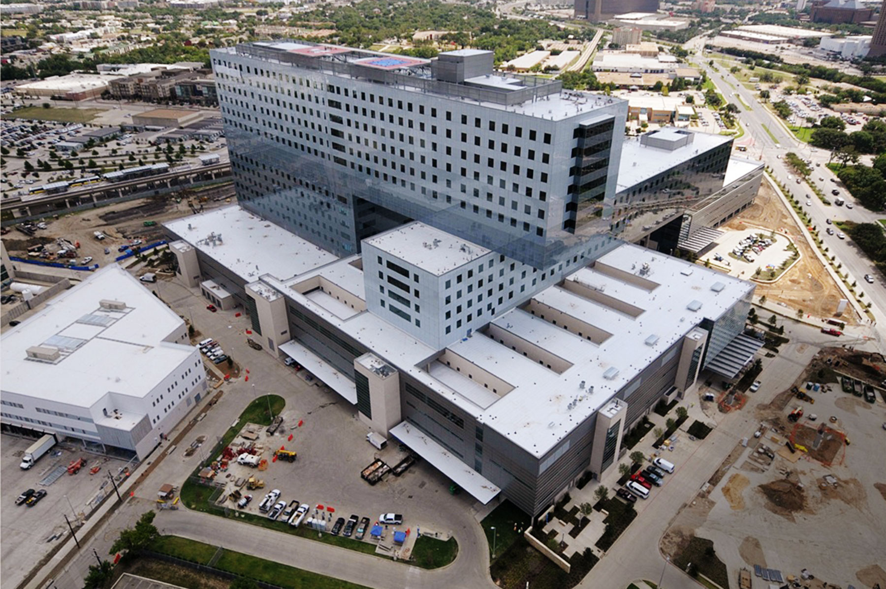 Why Dallas Is Building So Many Hospitals D Magazine