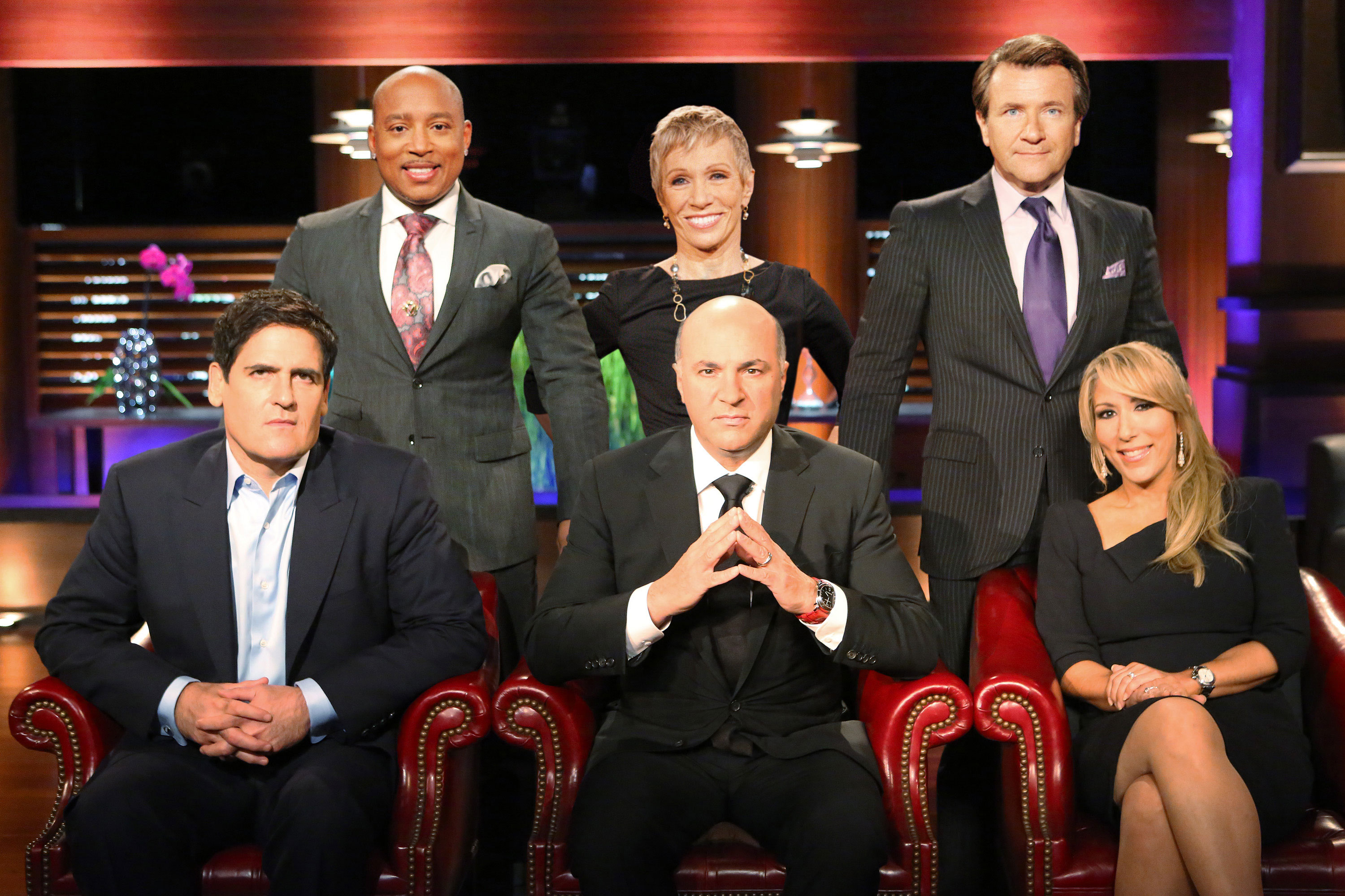 How to Get on Shark Tank foto